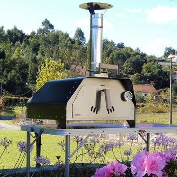 Portable pizza oven FIESTA