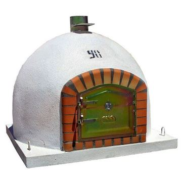 Outdoor pizza oven 90 cm - www.EN-barbecue.com - BragaOvens