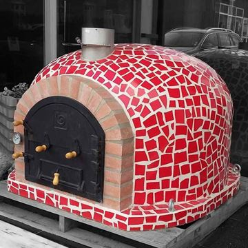 outdoor pizza oven VICTRUS - www-EN-barbecue.com - BragaOvens