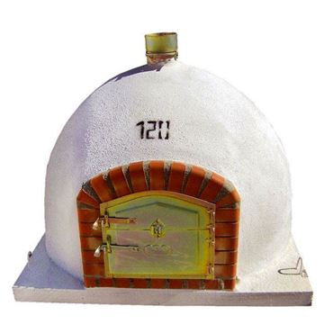 promotion outdoor pizza oven 120 cm - www.EN-barbecue.com - BragaOvens