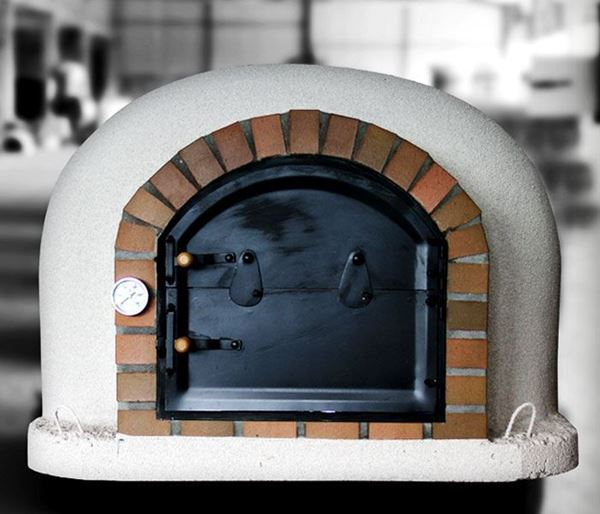 Outdoor Pizza Oven - BASIC Mediterranean oven