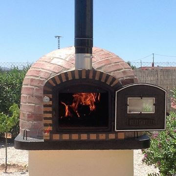wood fired pizza oven CLIBANO - www.EN-barbecue.com - BragaOvens