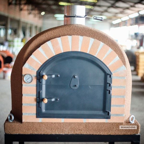 Outdoor pizza oven FUMUS from BragaOvens