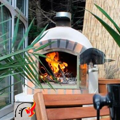 Picture for category Traditional Outdoor pizza oven