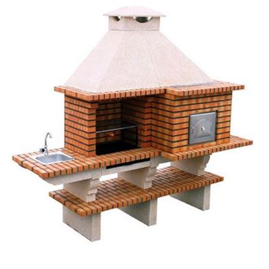 Picture for category BBQ with pizza oven